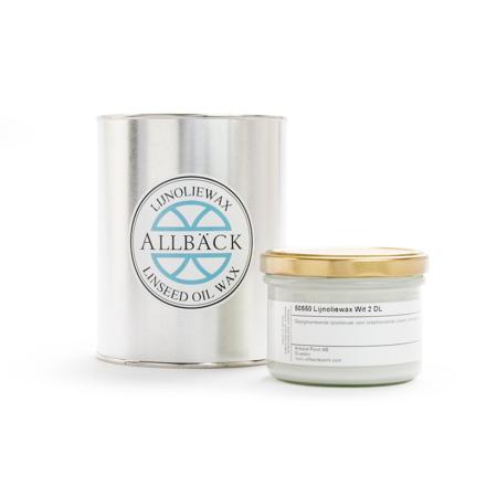 Allbäck lijnolie(kleur)wax